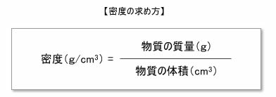 空気の密度の求め方 9 : 体積の求め方 : すべての講義